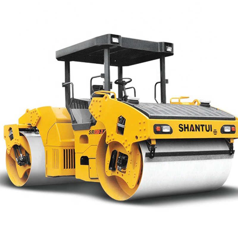 Shantui Double-Drum Road Roller SR13D-3