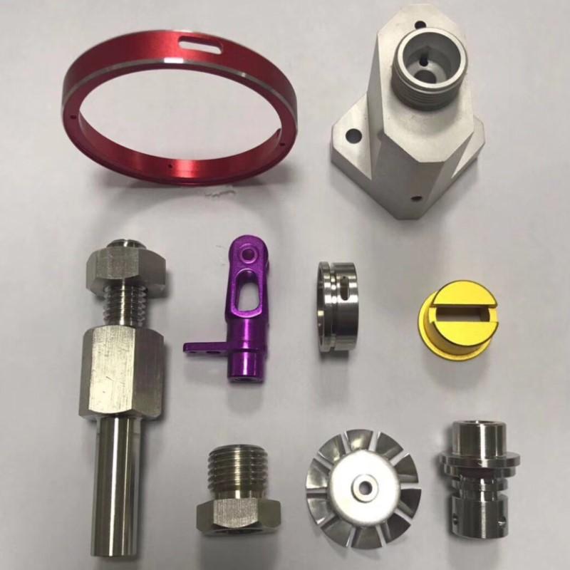 CNC metal part