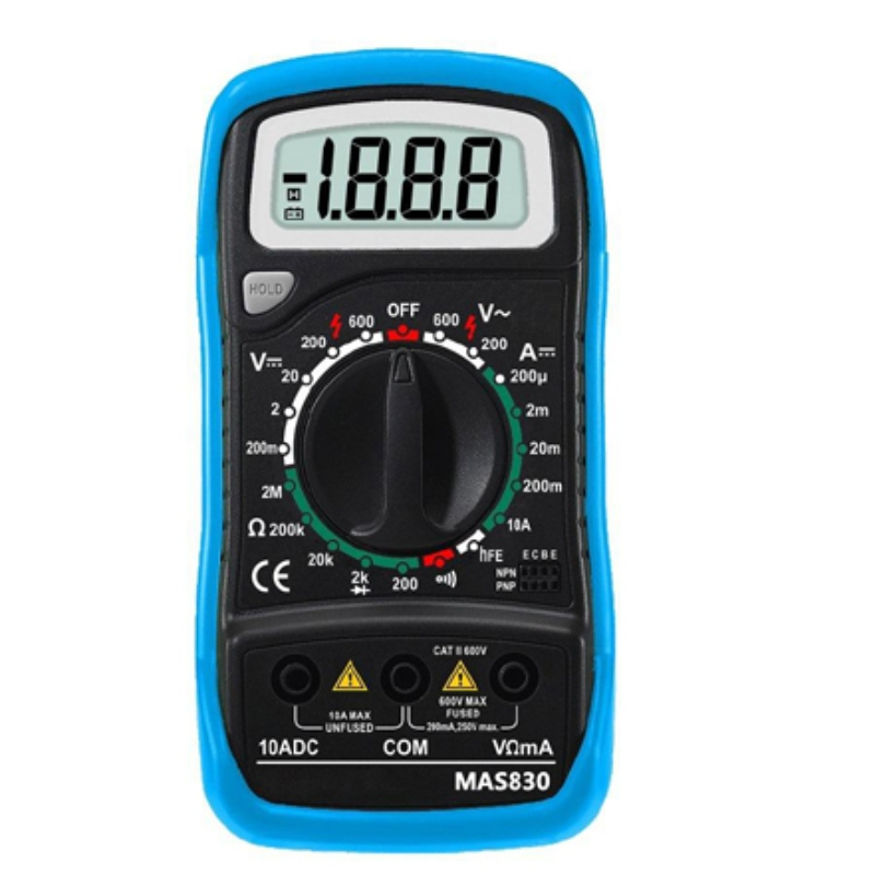 830L Digital Multimeters 2000 Counts