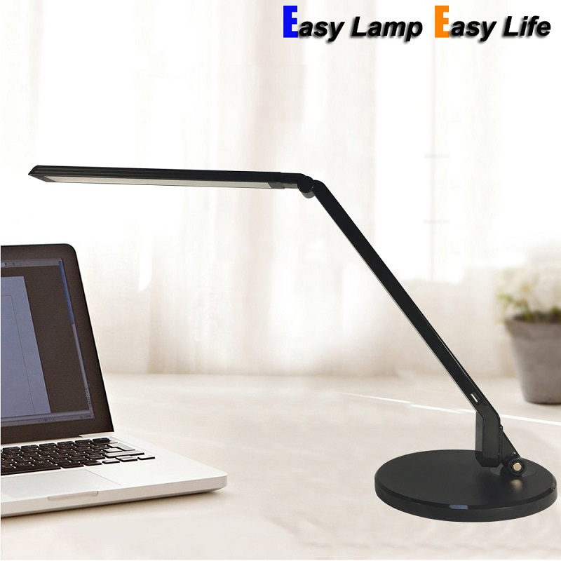 185 Cross-border new led desk face protect eye bedside table lamp touch stepless dimming desk lamp
