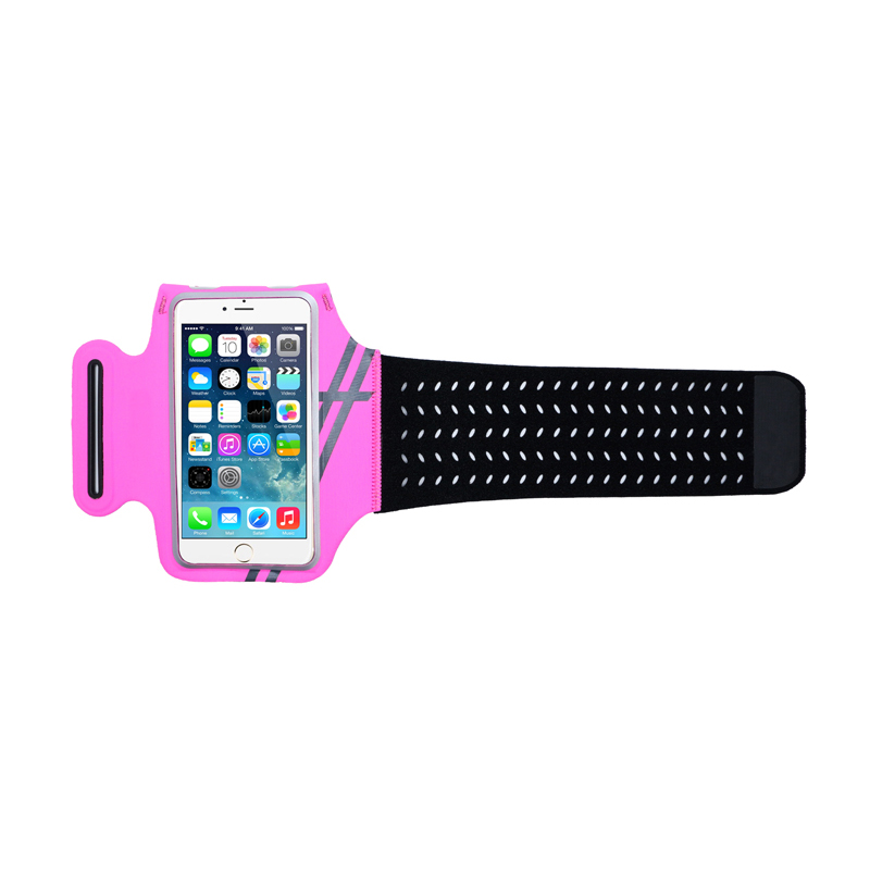 Water Resistant Cell Phone Armband 4.7 5.5 inch