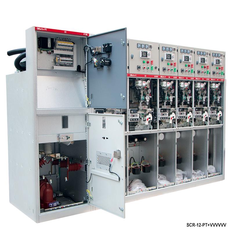High voltage Full SF6 11kV Ring main unit Switchgear High voltage Full SF6 11kV Ring main unit Switchgear