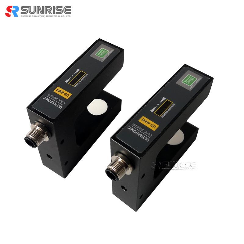 Dongguan Factory Supply  Low MOQ Ultrasonic Edge Sensor US-400S with High Quality