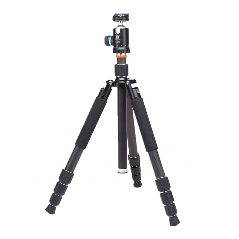 Diat CM324+KH30 Camera tripod flexible carbon fiber video tripod stand professional for dslr camera