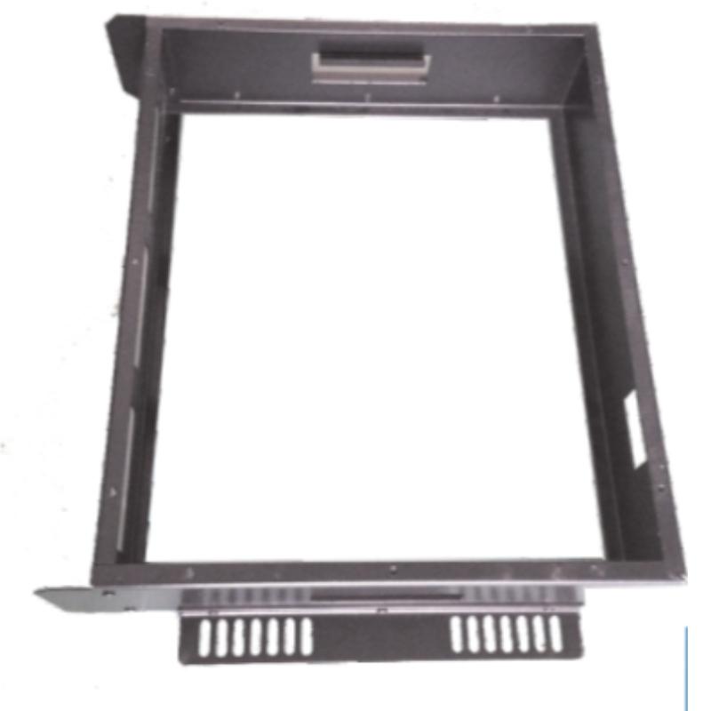 ICT fixture iron frame