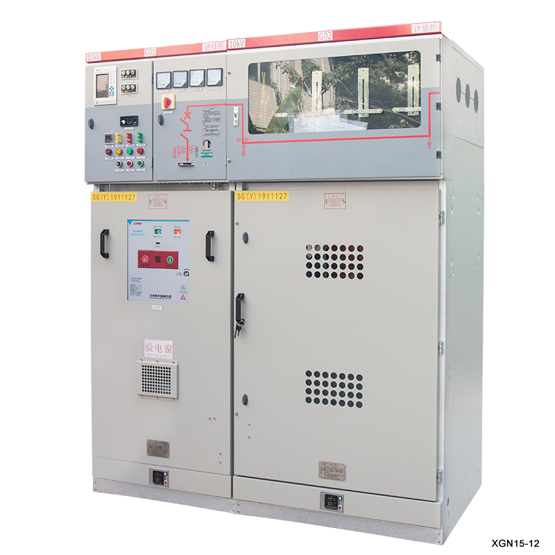 2020 the cheap SF6 Insulated Switchgear