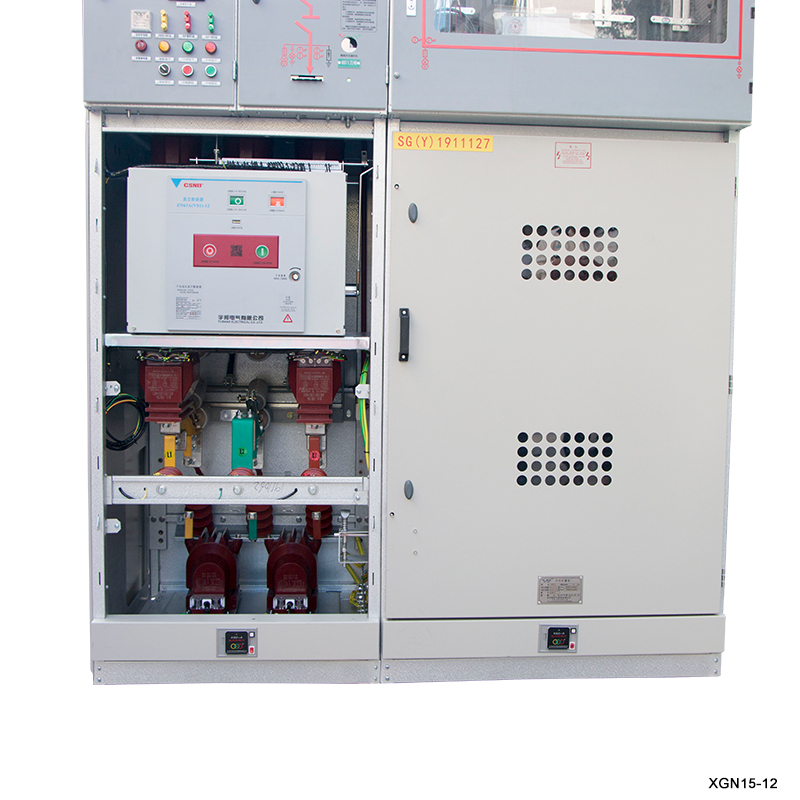 33KV 36kV 38KV 40.5KV SF6 High Medium Voltage Gis Gas Insulated MV Switchgear