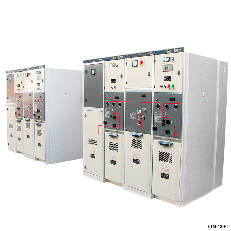 11KV high voltage electrical ring main unit switchgear