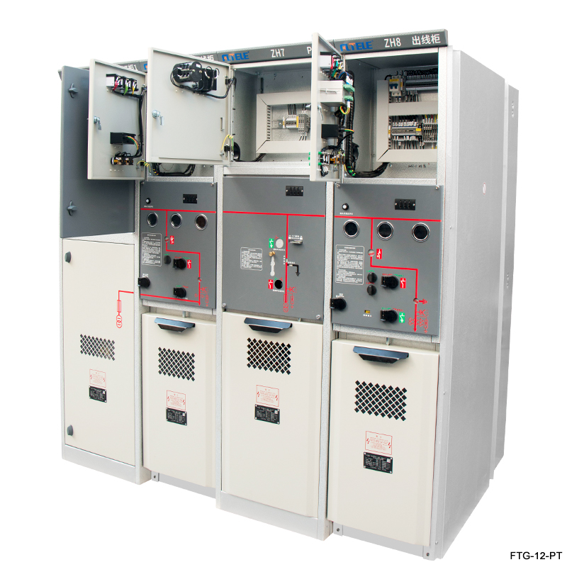 Chinese factory power plant switchgear/ring main unit