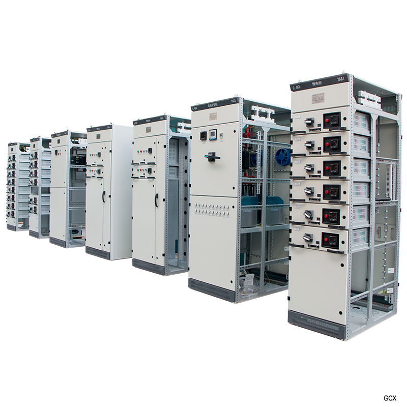 Low Voltage Electrical Combination Distribution Switchgear Panel