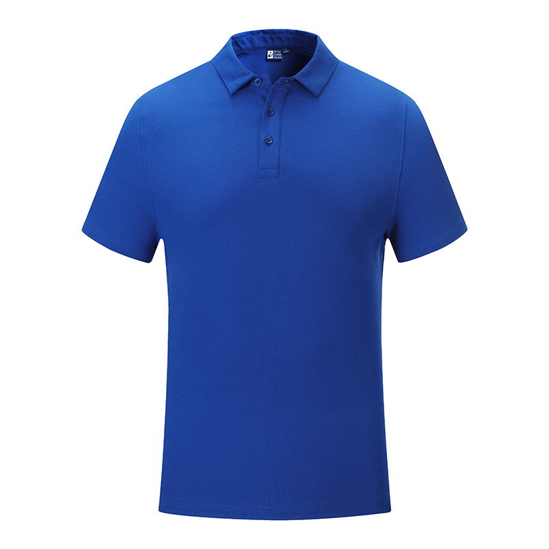 #M2030-Cotton Plain Polo Shirt