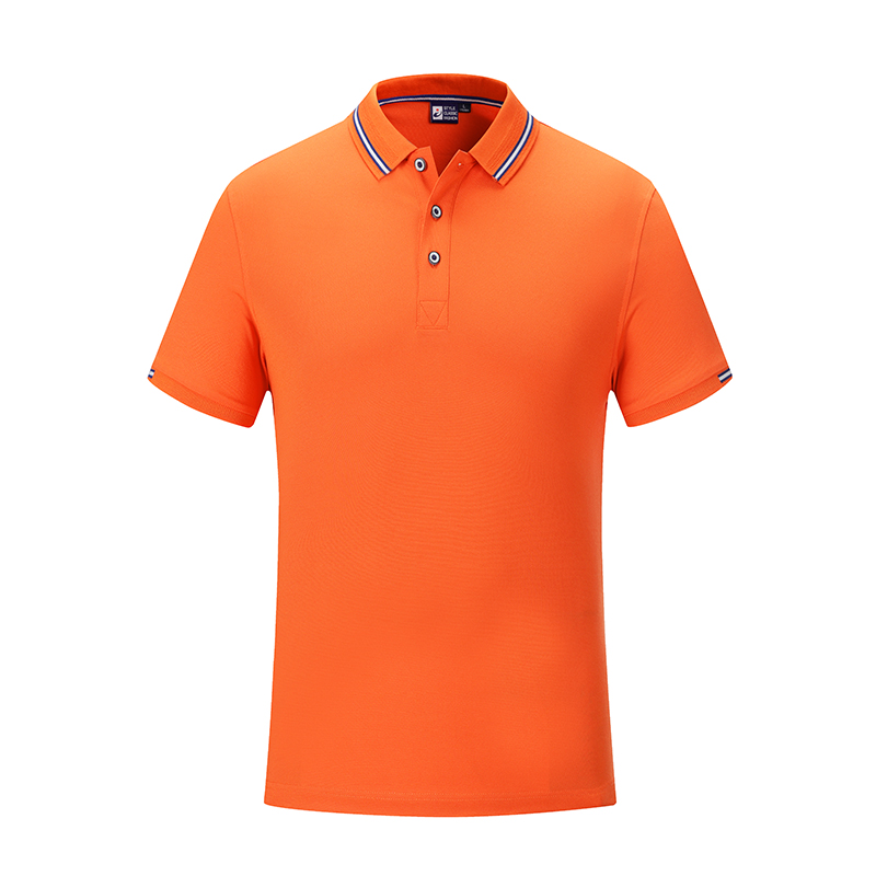 #M2031-Mulberry Silk Polo Shirt