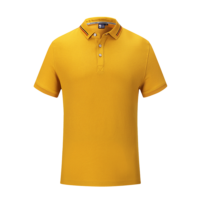 #M2035-Cotton Polo Shirt