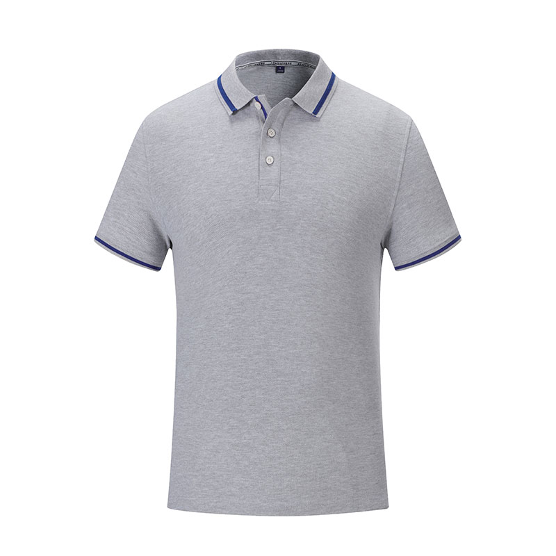 #M2037-Cotton Polo Shirt