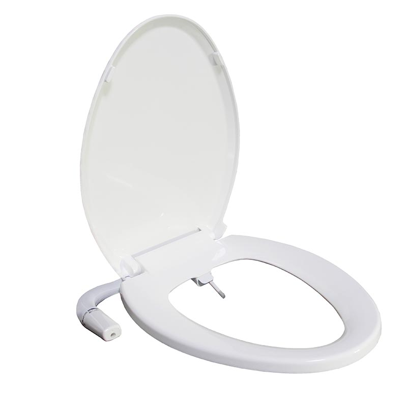 Elongated Bidet Toilet Seats