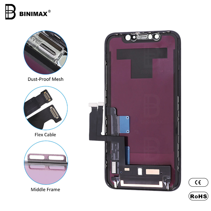 cheap mobile phone replaceable display LCD screen for iphone series models