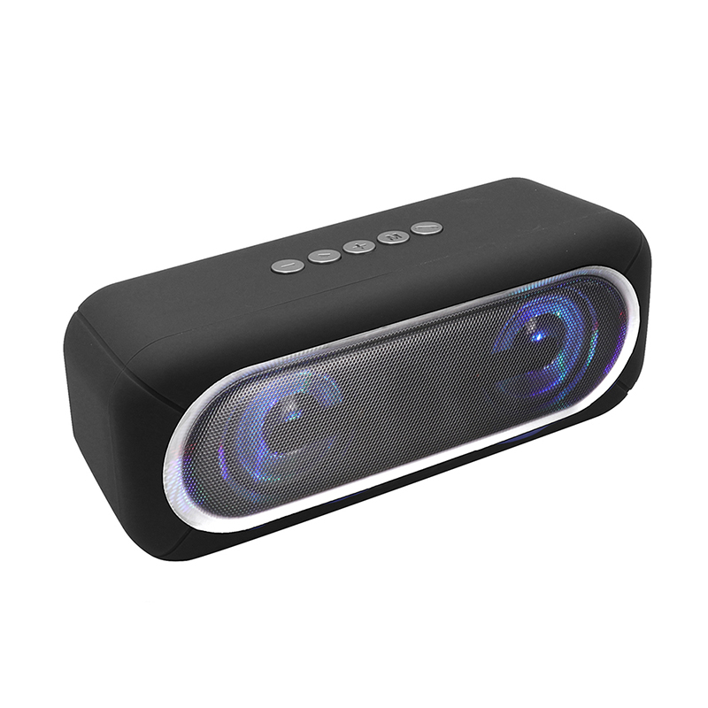 OS-590 Bluetooth speaker with Flickering  colorful  light