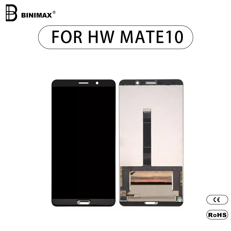 mobile phone LCDs screen Binimax replaceable display for HW  mate 10