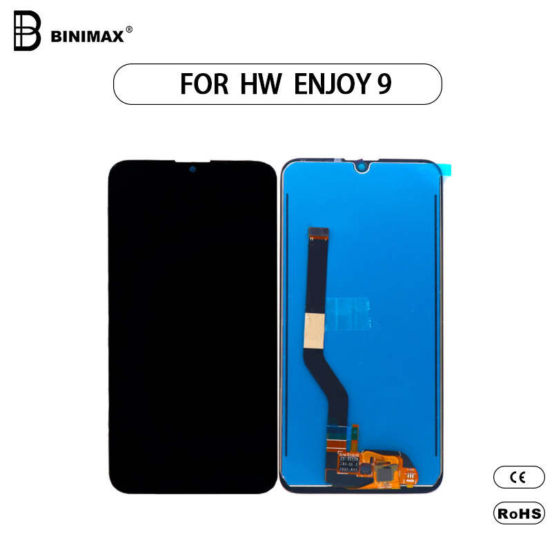 BINIMAX china Mobile Phone TFT LCD screen Assembly for Huawei enjoy 9