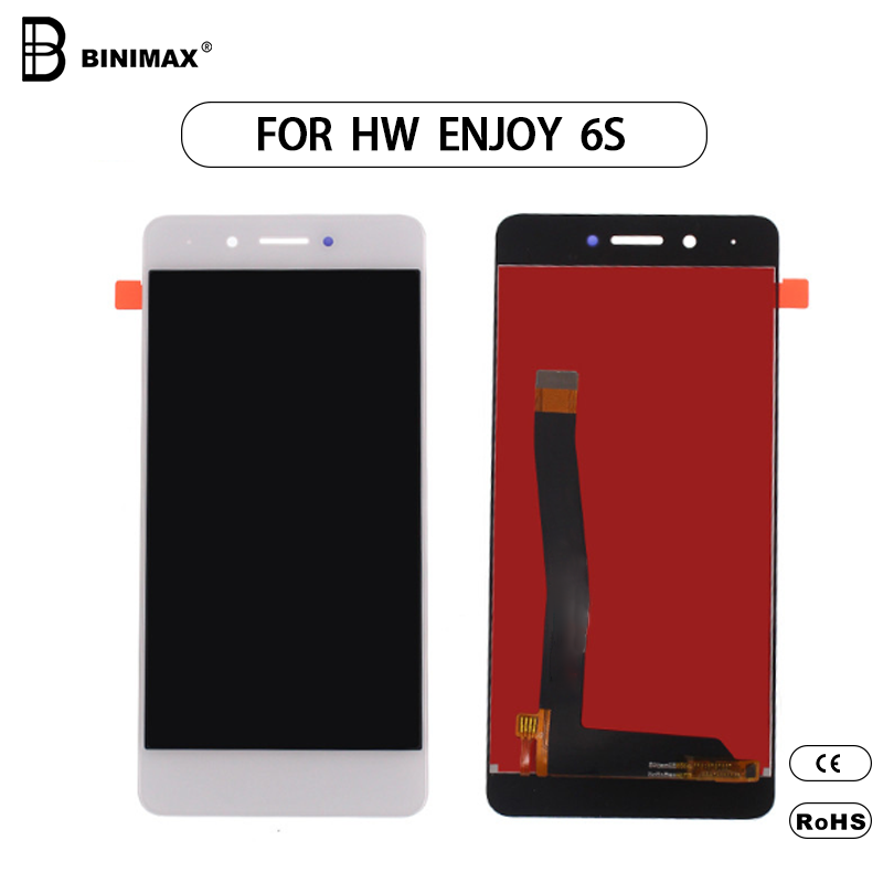 mobile phone LCDs screen binimax replaceable display for HW enjoy 6s