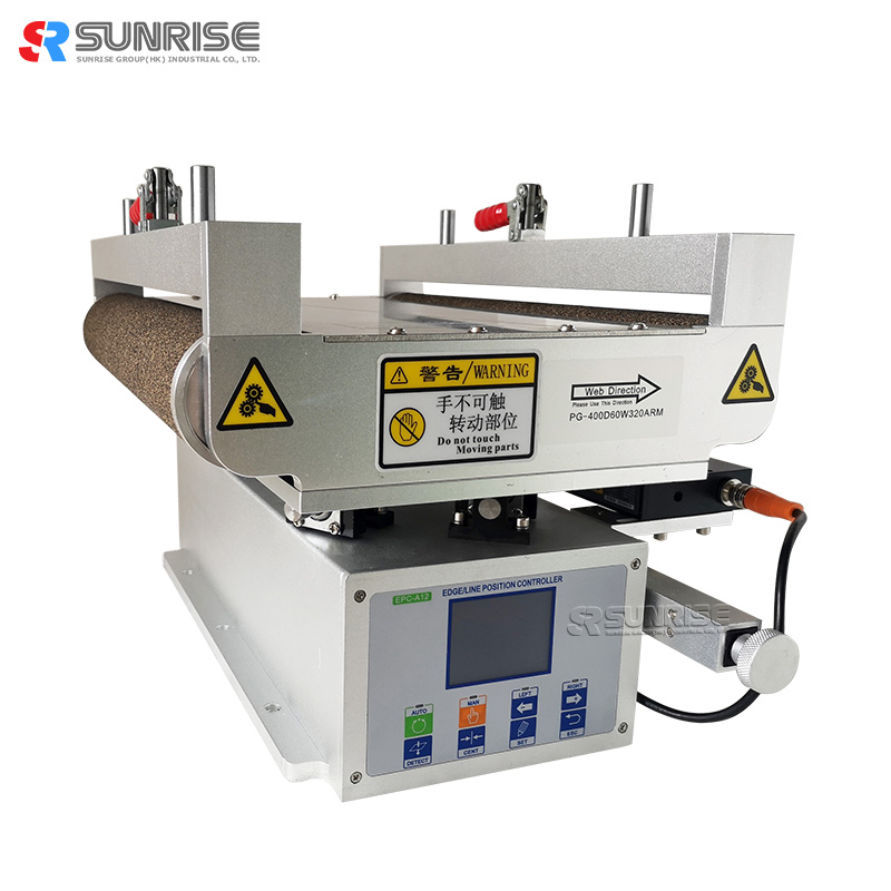 High Quality Web Guide Control System for Mask Making Machine