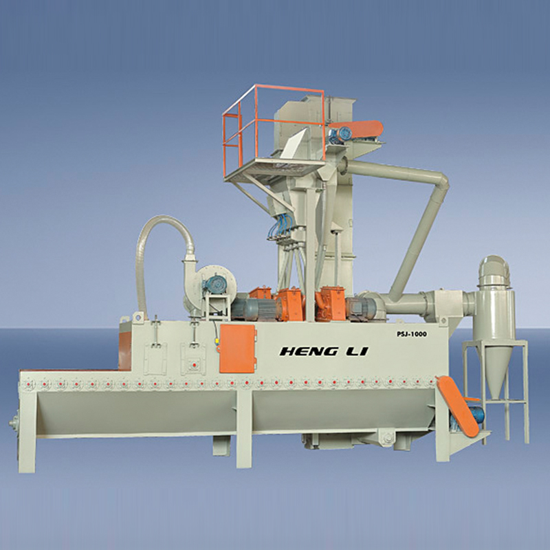 PSL-1000 Litchi Surface Sand Blasting Machine