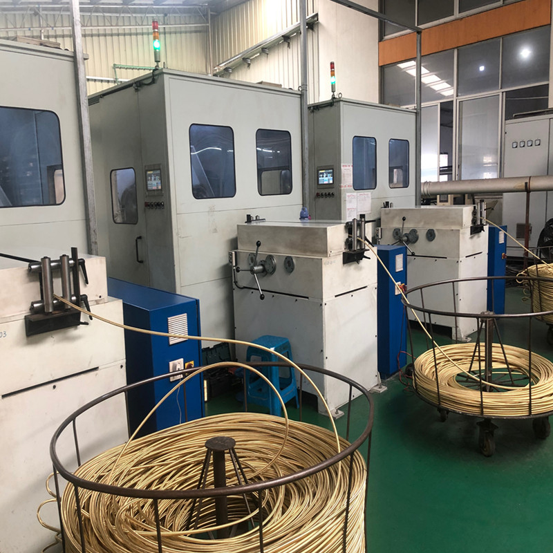 New High-Speed Braiding Production Lines