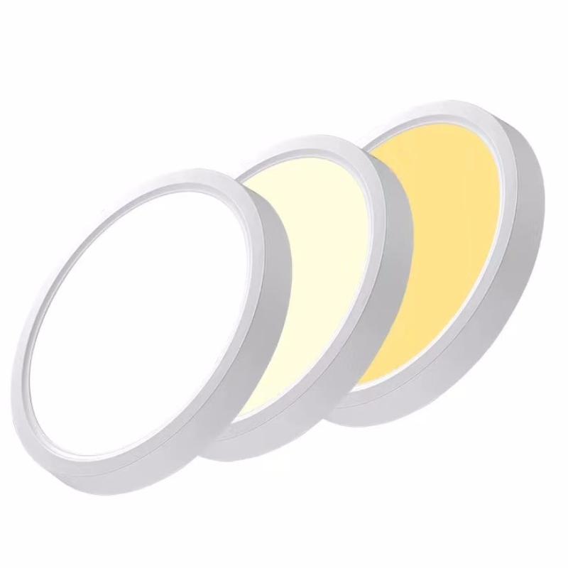 2 years warranty LED panel light 3W/6W/9W//12W/18W/24W/30W