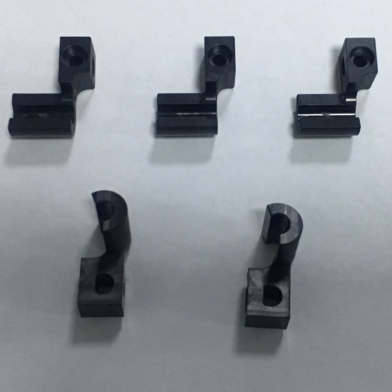 High precision tolerance/PEEK material/ CNC milling