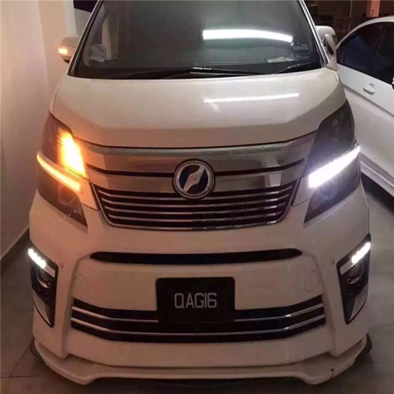 Daytime running light for Toyota Vellfire 2013~2015,Foglamp for Toyota Vellfire 2013~2015 DRL