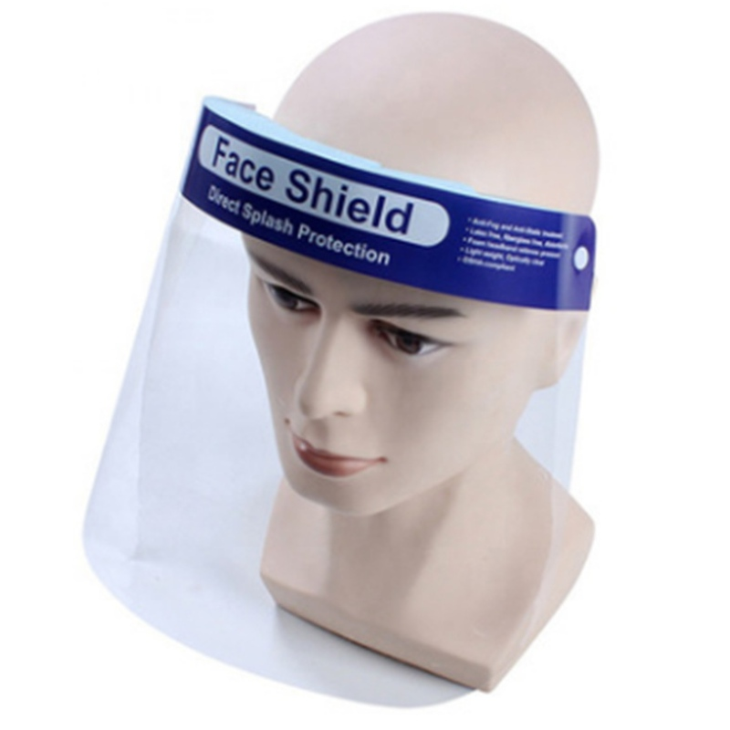 VIRUS PROTECTION MASK WITH ISO AND CE AND FDA CERTIFICATION FACE SHIELD