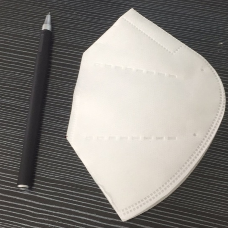 ISO and CE European style N95 face mask