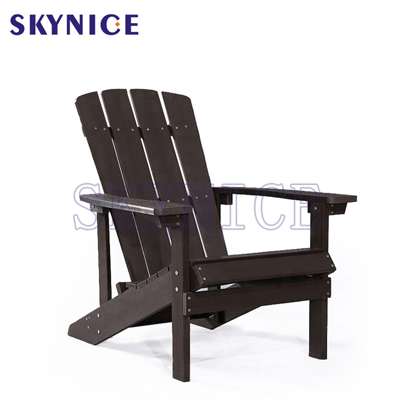 Garden Outdoor Wooden Rest Adirondack Chair