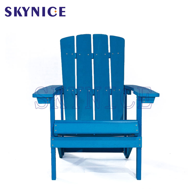 American Style Outdoor Wooden Adirondack Chair