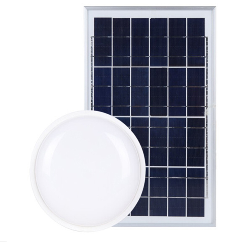 E1 Solar ceiling light