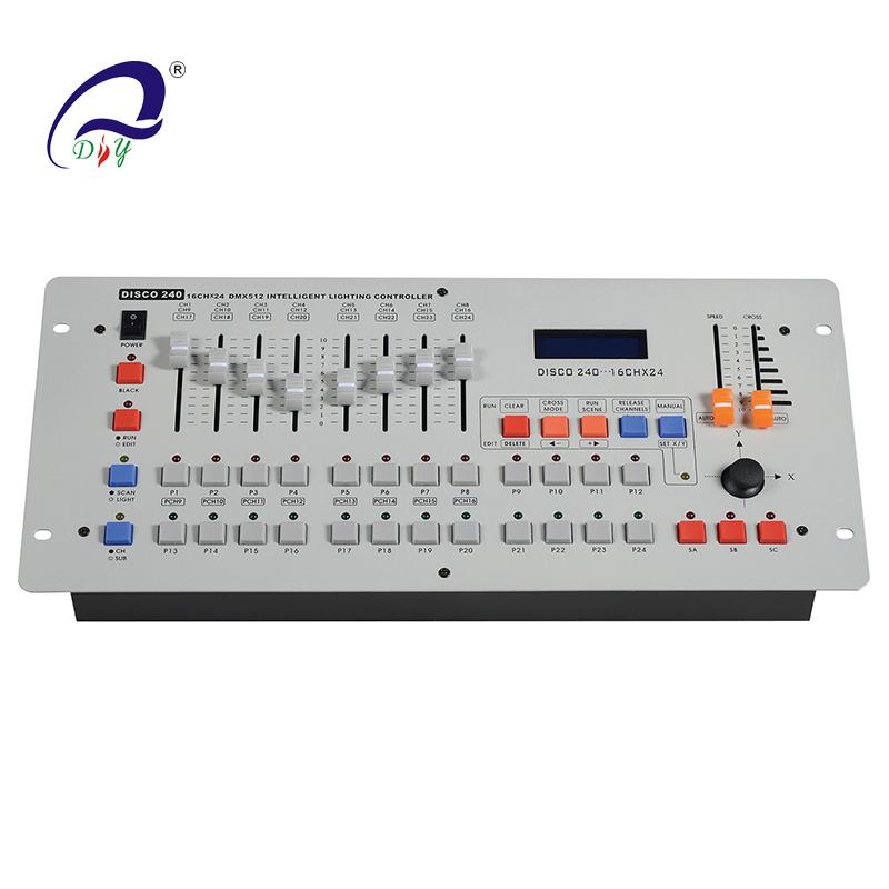 DMX-2 DMX 240 Console DJ Stage Light Controller