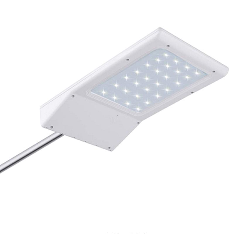 V6 solar Wall light