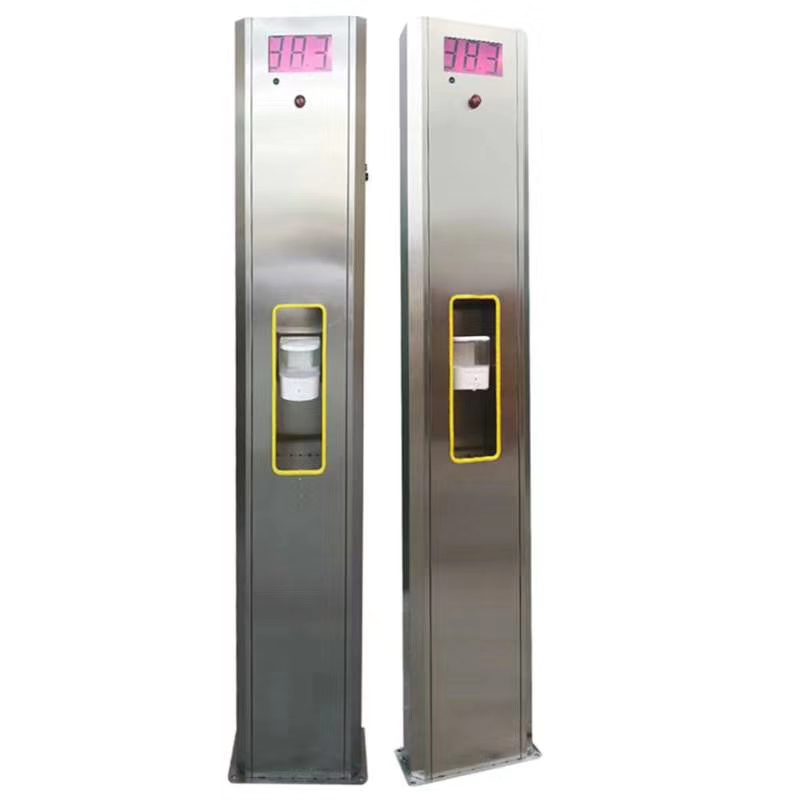 High Quality High Sensitivity Temperature Measurement And Disinfection Door For Human Body