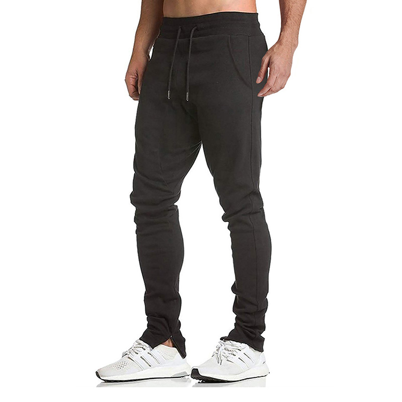 Men Outdoor Sports Gym Bodybuilding Fitness Training Pants  Running Sportswear Casual  Loose Fit Pants