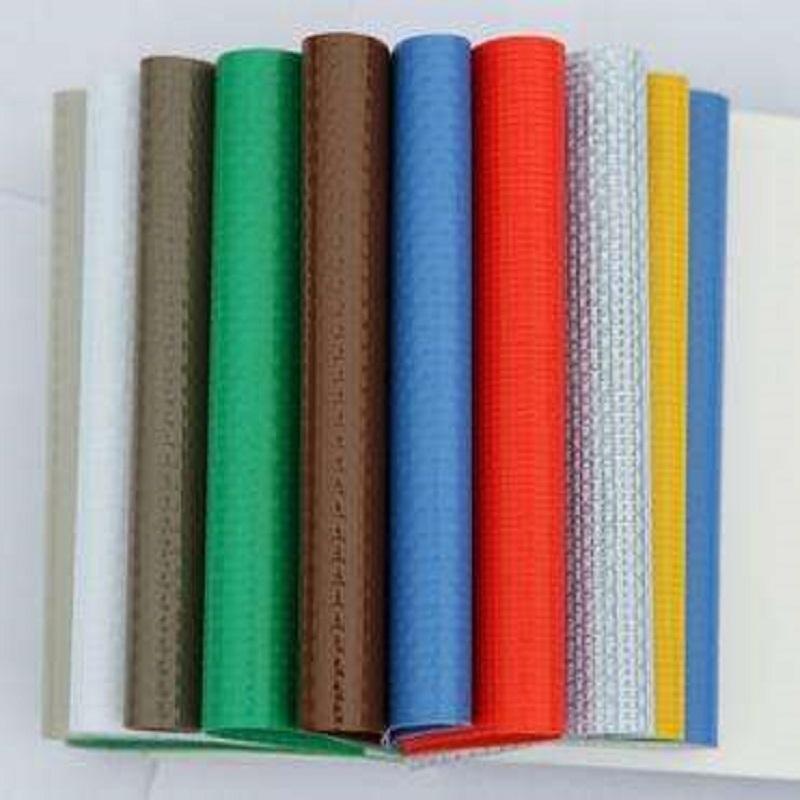 650gsm 100% polyester Waterproof Heavy Duty Bache PVC Tarpaulin