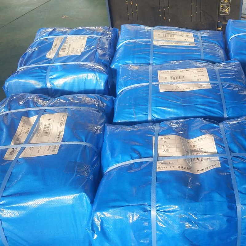 HDPE Woven Fabric Tarpaulin, LDPE Laminated PE Tarpaulin, Finished tarp