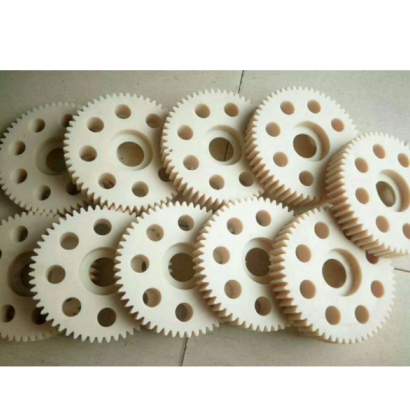 Mechanical gear fitting