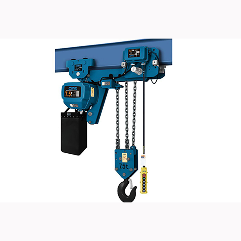 0.5~7.5 Ton Low clearance Electric Chain Hoist