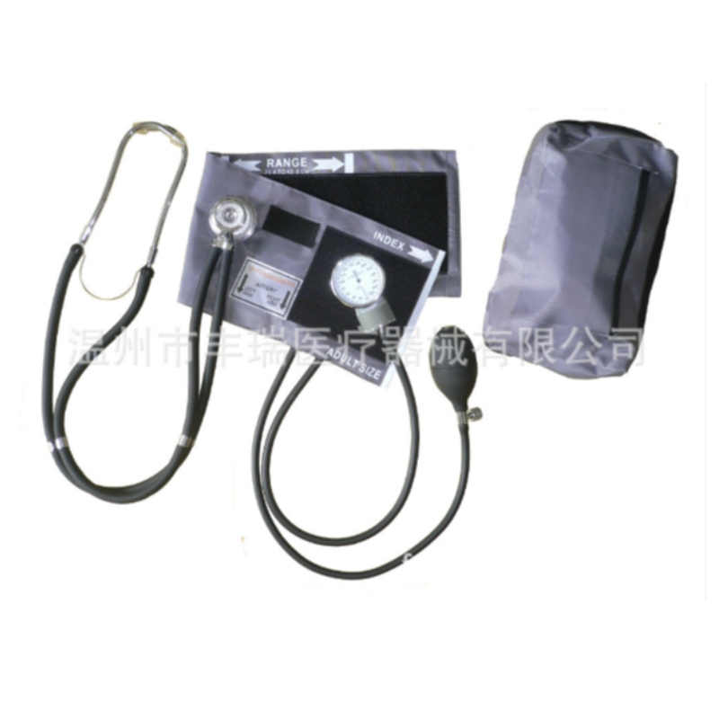 Multi function stethoscope sphygmomanometer