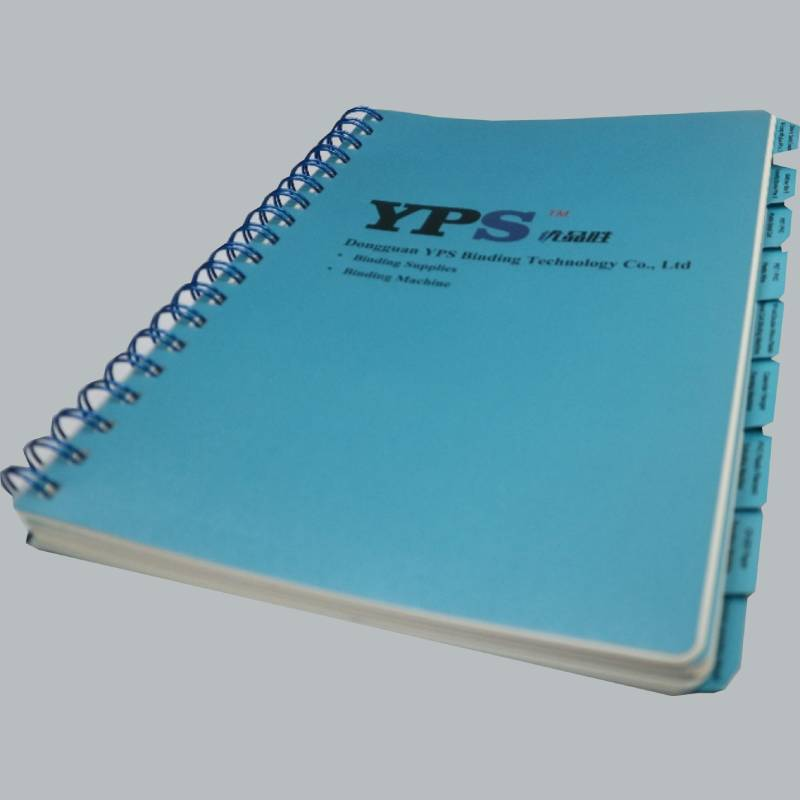 Simple and generous Notepad office stationery business meeting record book coil binding