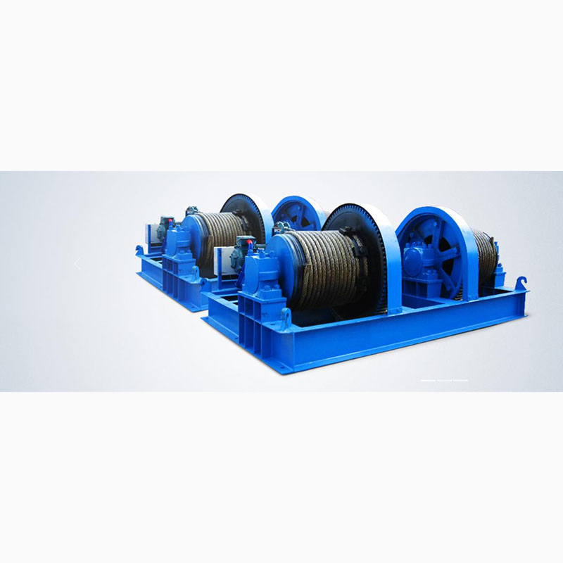 Brief Introduction Of Winch