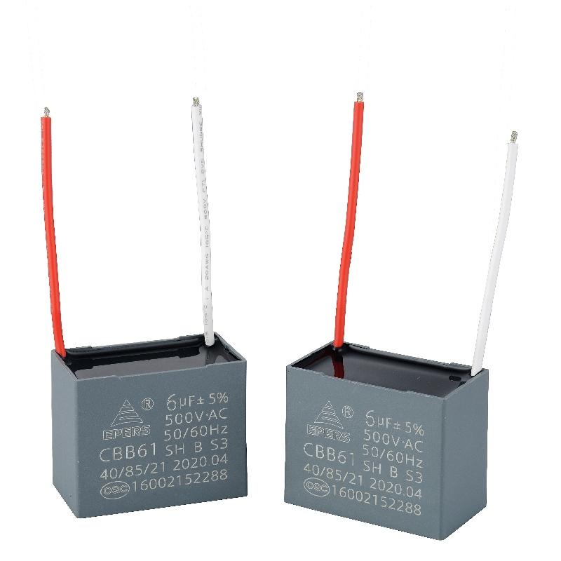 capacitor cbb61  1-15uF