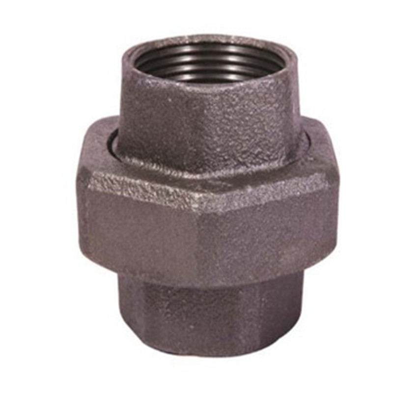 BS STANDARD MALLEABLE IRON PIPE FITTINGS-UNIOn