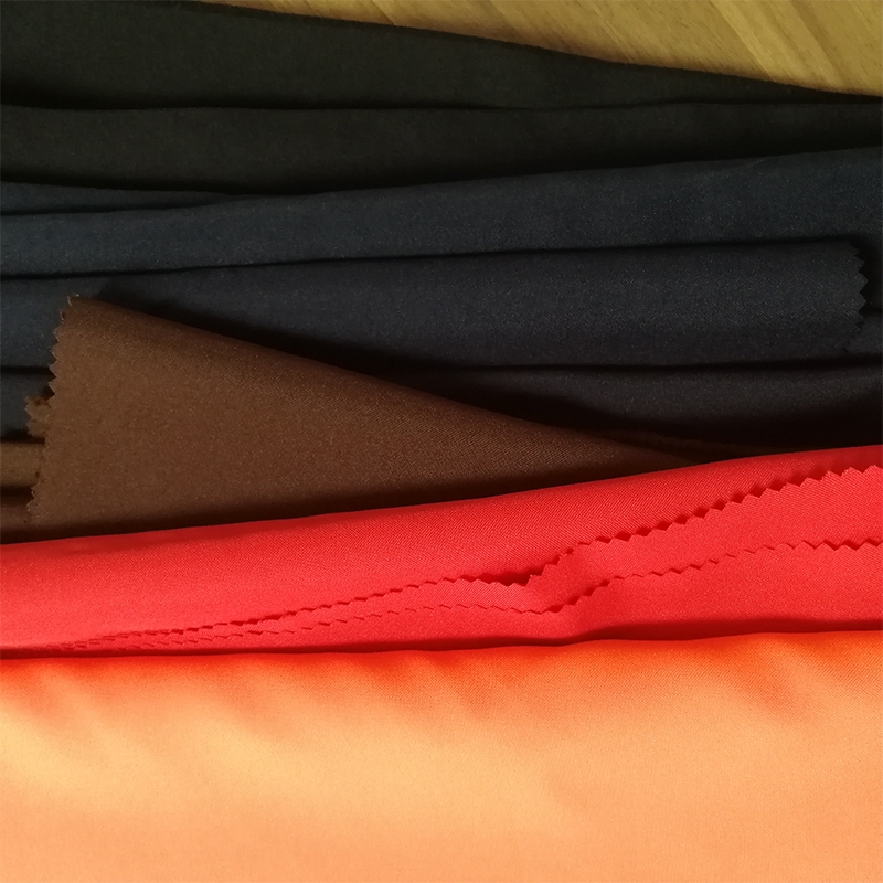 100% polyester dyed business suit fabric