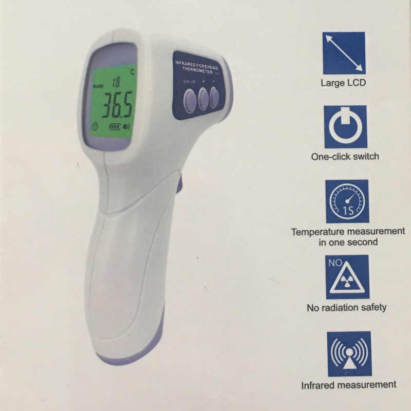 Human Body IR Thermometer Medical License CE